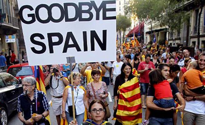 El apoyo a la independencia en Cataluña desciende