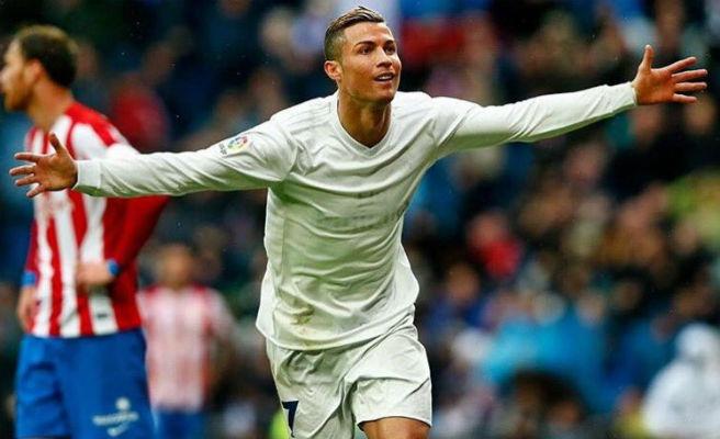Cristiano Ronaldo, objetivo de la Juventus de Turín por 100 millones
