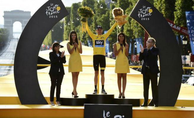 El Tour de Francia, a septiembre