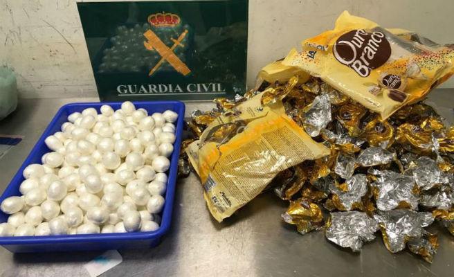 La Guardia Civil captura 13 kilos de cocaína en el Aeropuerto de Barajas