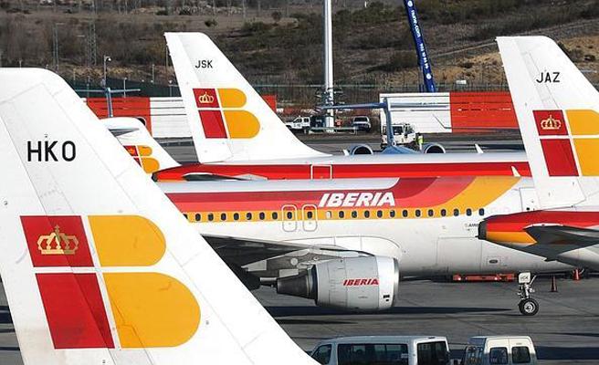 El comité de huelga de Iberia en Barcelona da de plazo hasta el viernes a la dirección para negociar una salida