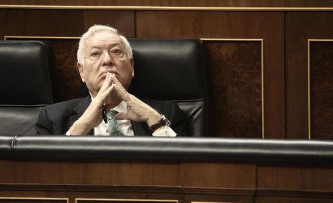 Margallo dice que no le consta que Rajoy quiera una lista de unidad
