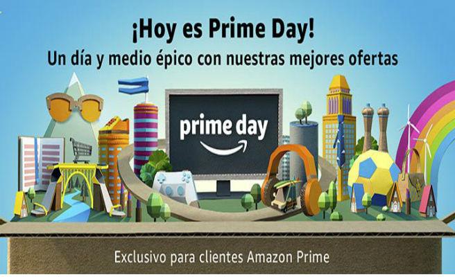 Hoy termina el Prime Day de Amazon, conoce las mejores ofertas
