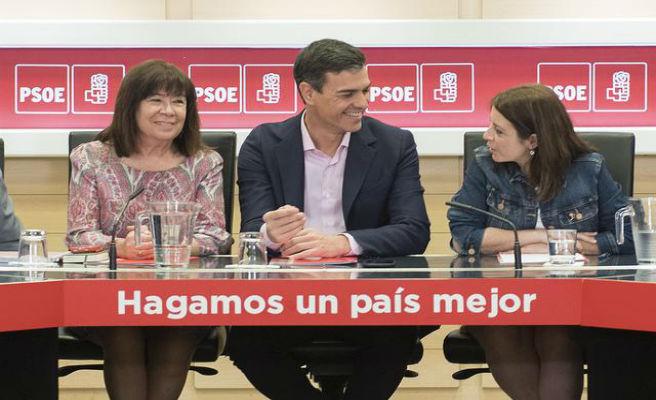 Sánchez reúne hoy por primera a su Ejecutiva desde que es presidente