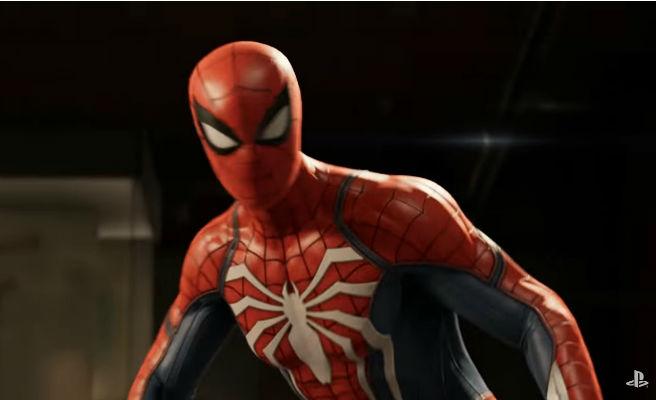 VIDEOJUEGOS | Nuevo trailer de Spiderman para Playstaion 4