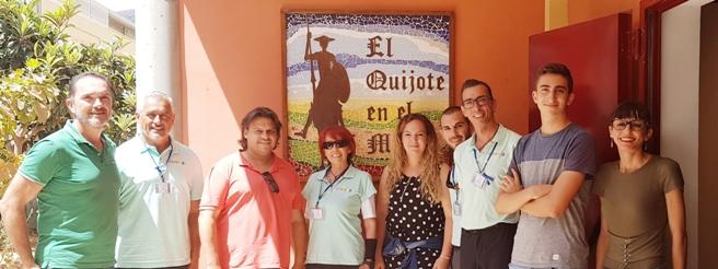 Güímar Emprende incluye entre sus visitas guiadas gratuitas el Museo El Quijote en el Mundo