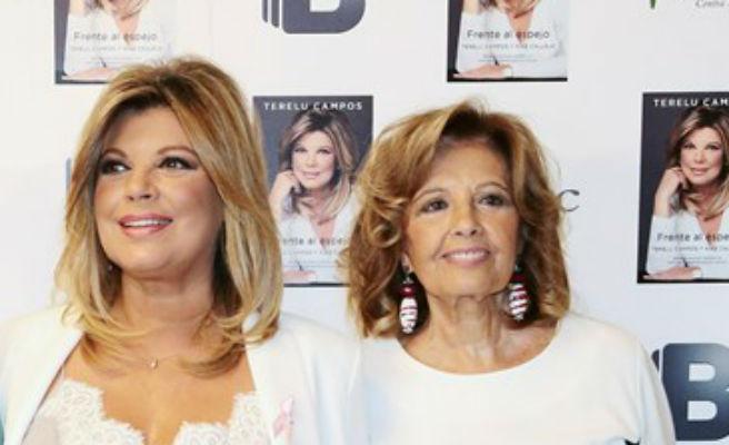 La hija de Edmundo se niega a coincidir con Terelu Campos y Carmen Borrego