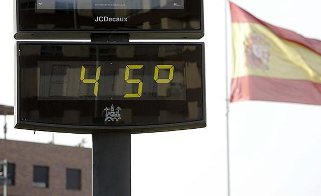 Agosto trae la primera ola de calor del año a más de media España