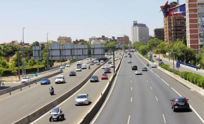 Doce muertos y diez heridos en accidentes de tráfico este fin de semana