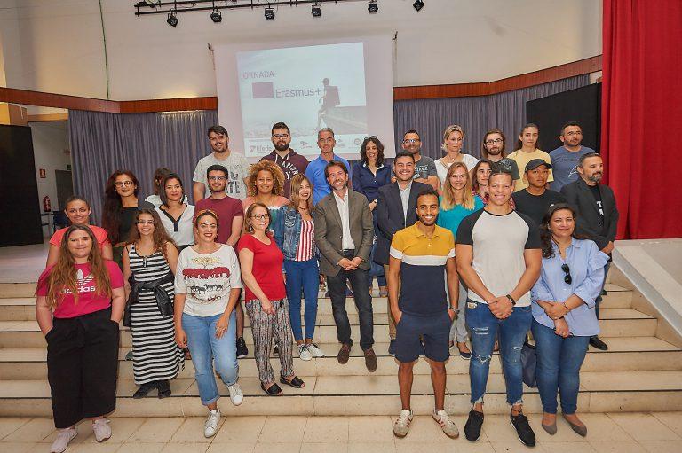 TENERIFE: El Cabildo facilita que 16 titulados en Formación Profesional realicen prácticas en empresas europeas