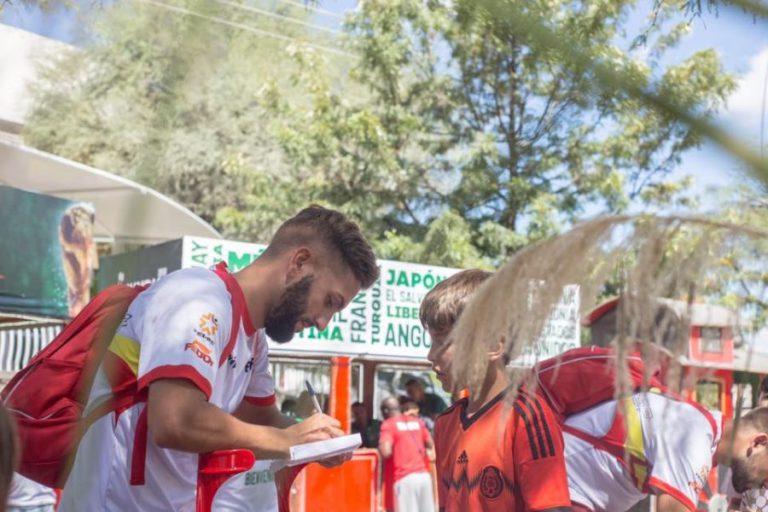 El lado más humano del fútbol: Un sueño hecho realidad