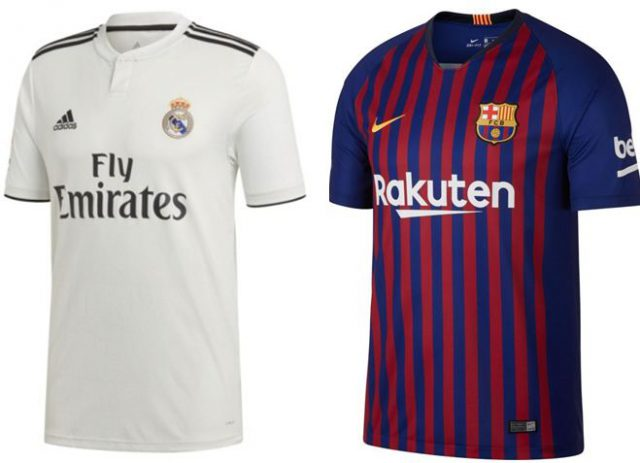 706f33fb65c0f Madrid vs Barça  ¿Quién vende más camisetas  - Qué!