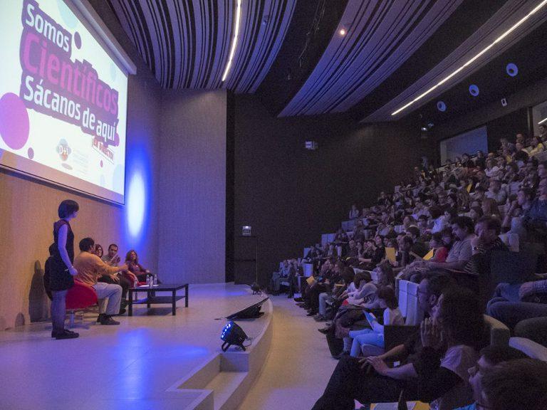 Un centenar de profesionales de la divulgación científica se dan cita en Zaragoza este fin de semana en las jornadas D+i
