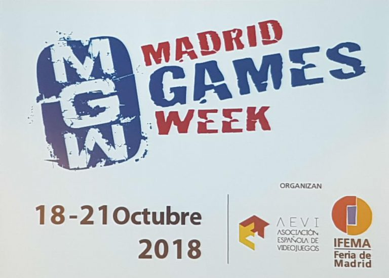 ¿Qué podremos ver en la Madrid Games Week?