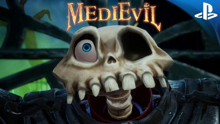 Halloween nos regala el primer Tráiler del remake de Medievil