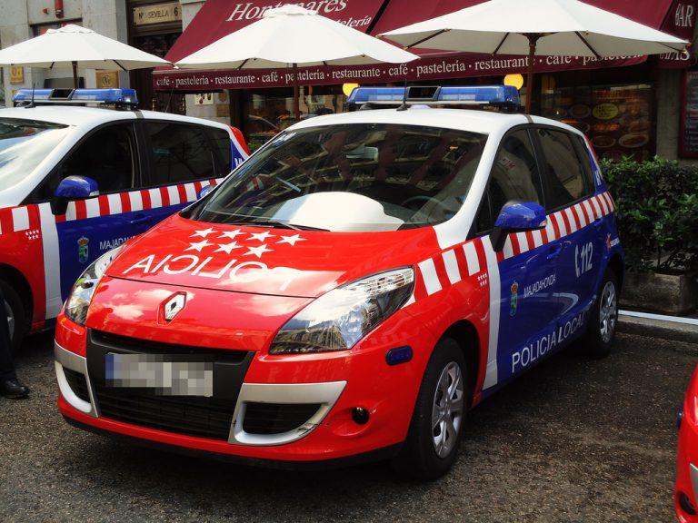 Detienen a una mujer en Madrid que pegó una paliza a su hijo de 7 años