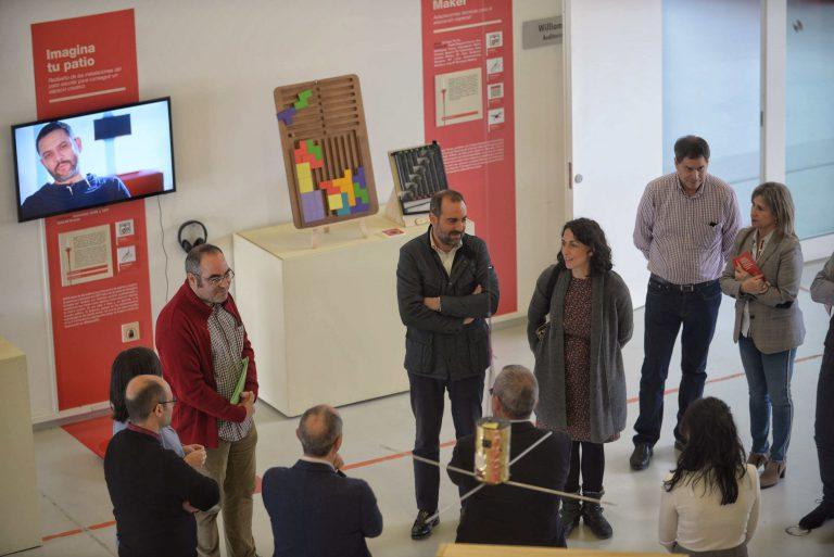 El Centro de Arte y Tecnología de Zaragoza Etopia abre la muestra Somos Makers, que recoge los principales proyectos desarrollados en sus laboratorios urbanos