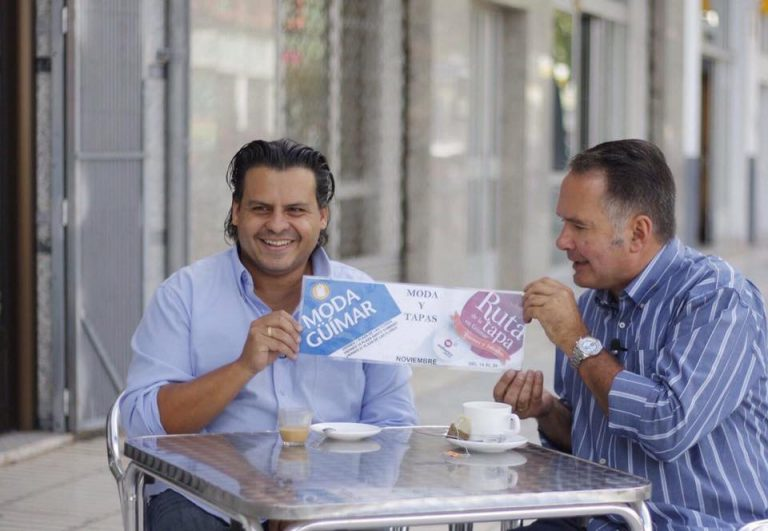 GÜIMAR: El Plan Güímar Emprende invita a comprar en el comercio local