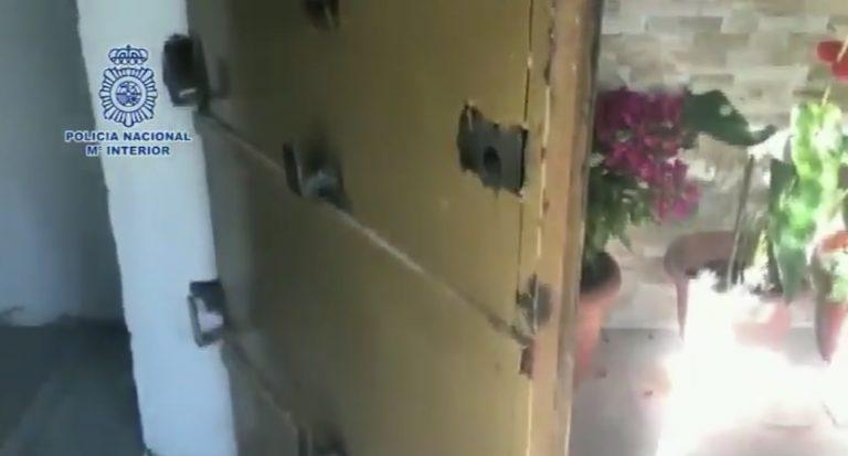 Detenidas 9 personas por dedicarse al menudeo de drogas en viviendas bunkerizadas
