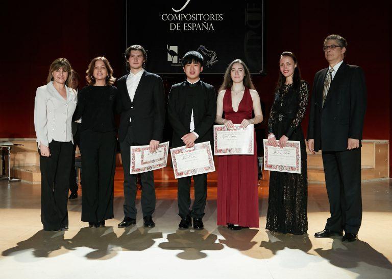 El australiano Harrison Herman gana el Concurso Internacional de Piano Compositores de España