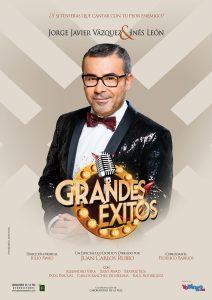 GRAN CANARIA: Jorge Javier Vázquez presenta en el Gran Canaria Arena su último espectáculo, 'Grandes éxitos'