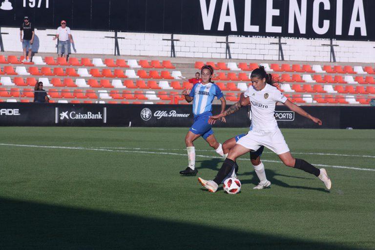 El Valencia CF busca salida para Nadya Kárpova