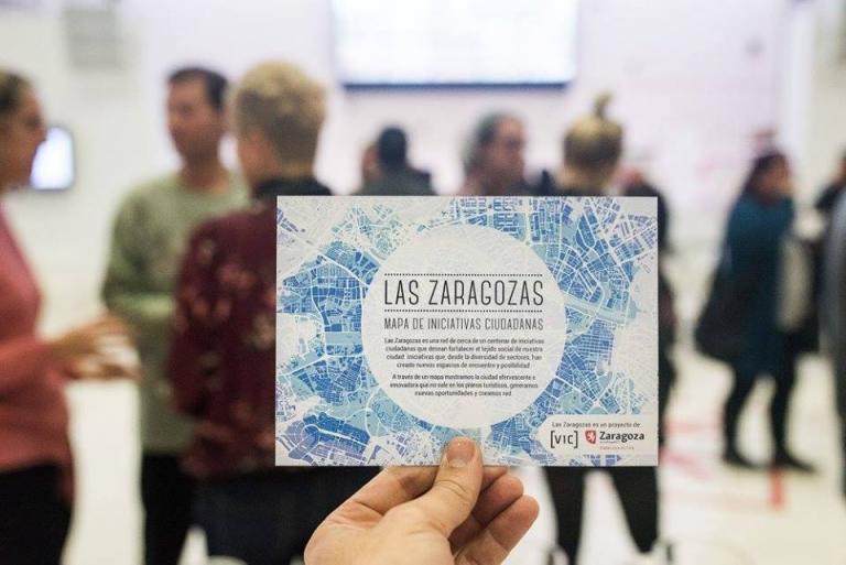 """Las iniciativas de innovación ciudadana de Zaragoza se muestran a la ciudad este jueves en la Azucarera a través de """"Las Zaragozas"""""""