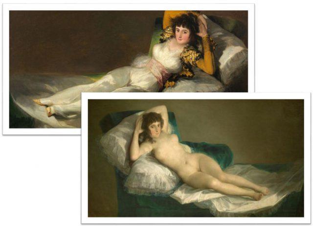 Del InterésLa O Qué Maja Vestida Desnuda Tiene Museo Más El BdCWrxoe
