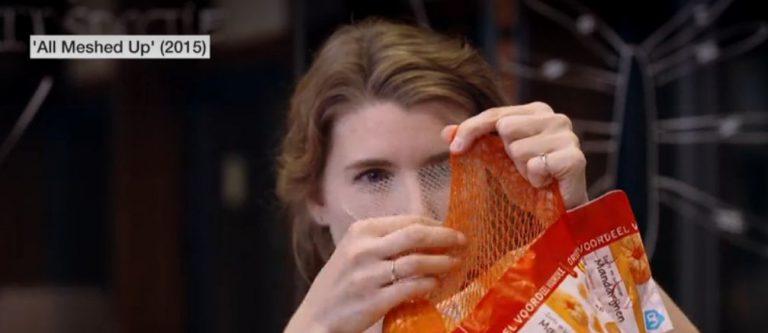Una malla de mandarinas pudo llegar al mercado como implante vaginal