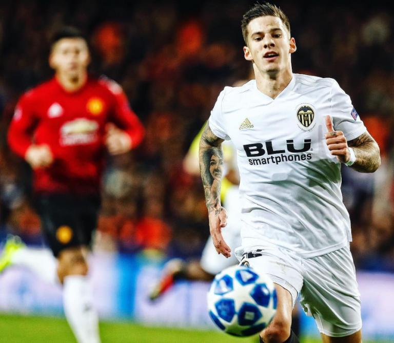 Valencia 2 – 1 Manchester United