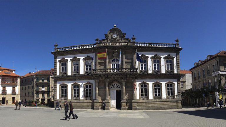Aprobadas las bases para cubrir 26 vacantes en el Concello de Pontevedra