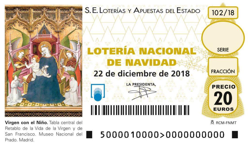 Loteria De Navidad 2018 Todos Los Elementos Del Juego Mas Popular
