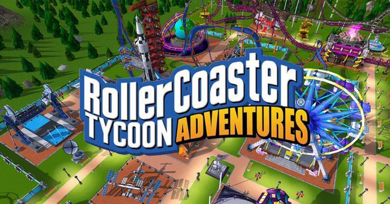 Análisis RollerCoaster Tycoon Adventures: Un juego como una montaña rusa