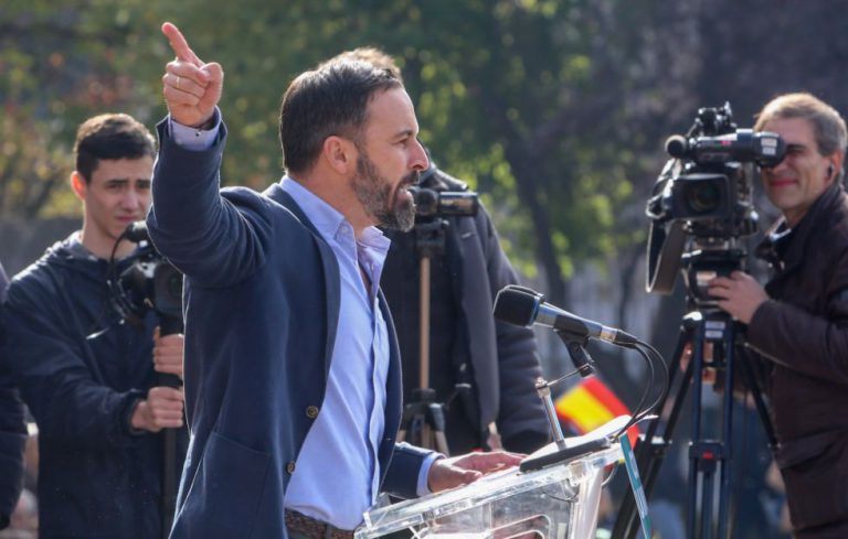 """Vox ve la renuncia de Iglesias como un """"jaque"""" a Sánchez y le espeta: """"Se te están acabando las excusas"""""""