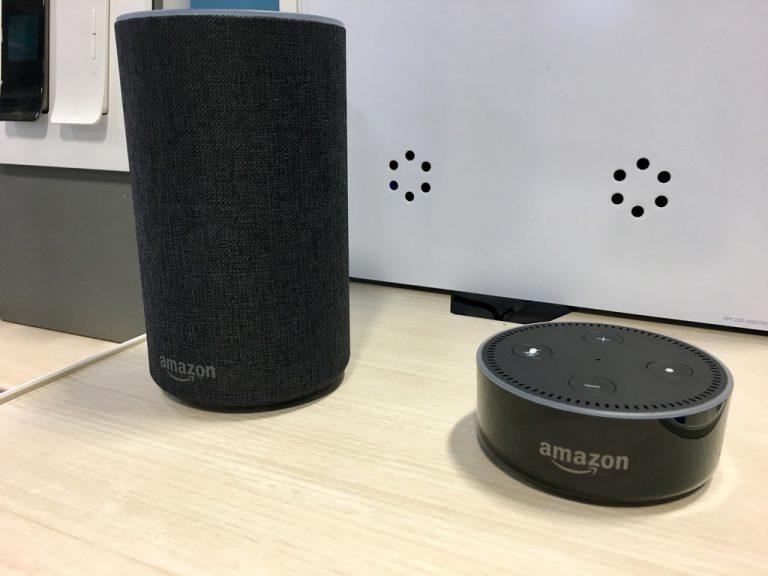 Alexa y Amazon Echo: un romance sin límites