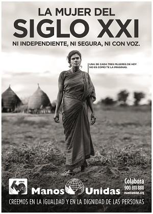 """Manos Unidas presentará en Zaragoza la Campaña LX con el lema """"Creemos en la igualdad y en la dignidad de las Personas"""""""
