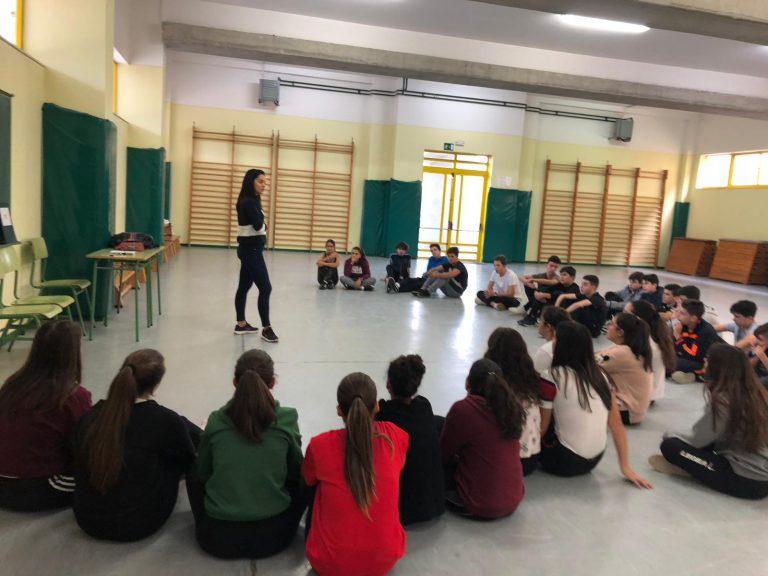 Vertiginoso año 2018 de la bailarina mosense Patricia Martínez