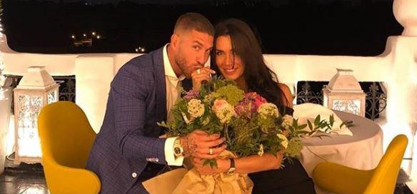 Sergio Ramos y Pilar Rubio ya tienen fecha de boda