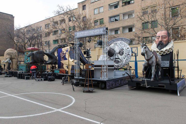Los Reyes Magos llegarán hoy al quiosco de la Música del Parque José Antonio Labordeta de Zaragoza