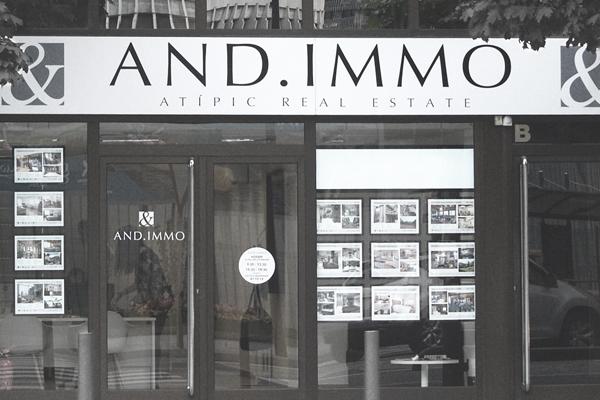 La inmobiliaria andorrana And.immo se traslada a las nuevas oficinas en la Avinguda Tarragona