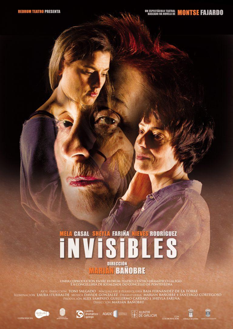 """""""Invisibles"""" aborda la violencia de género a través de la historia real de mujeres gallegas"""