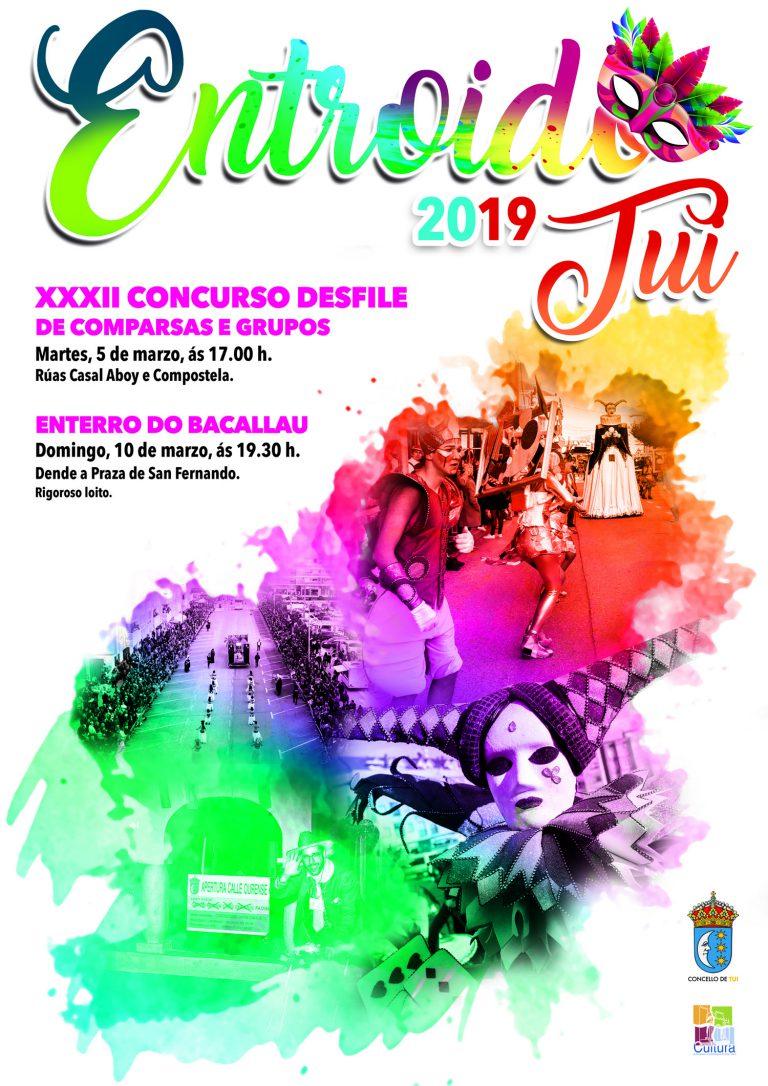 La inscripción en el Desfile Concurso de Carnaval será mañana jueves, el viernes y el lunes
