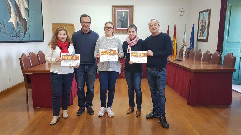 Entrega de los premios del Concurso de Escaparatismo de Navidad