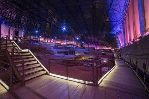 GRAN CANARIA: La Cueva Pintada estrena un sistema de iluminación eficiente y dinámico que añade espectacularidad a su dimensión patrimonial