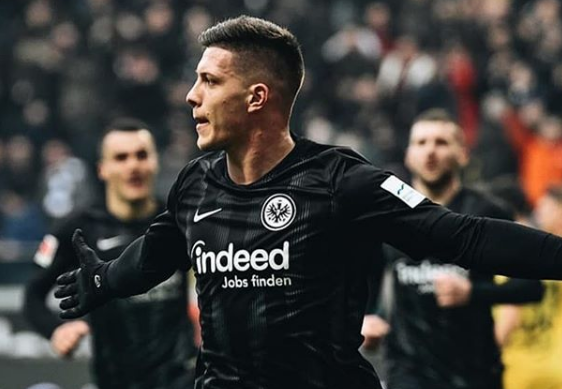 Luka Jovic: ¿Barcelona o Real Madrid?