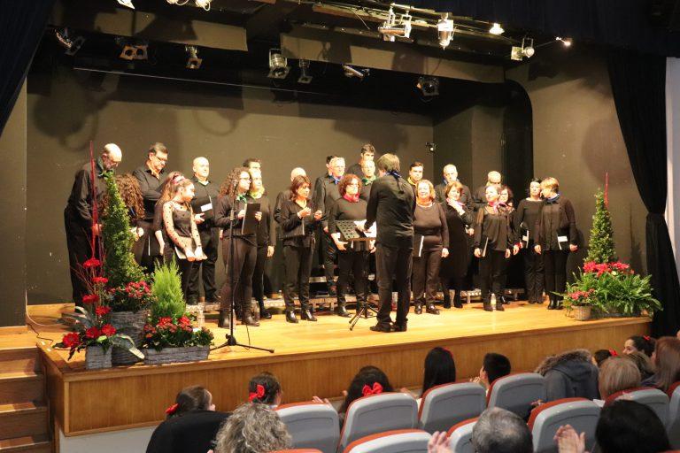 A Guarda acogió el primer concierto del ciclo de Música Coral
