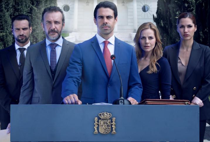 Secretos de Estado (2019) 1x02 Espa&ntildeol Disponible