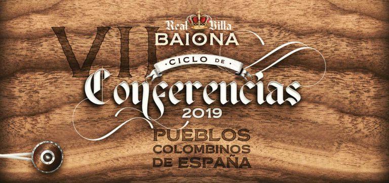 El Concello de Baiona da a conocer el cartel de ponentes que abrirán el VII Ciclo de Conferencias de los Pueblos Colombinos de España en la próxima edición de la Fiesta de la Arribada