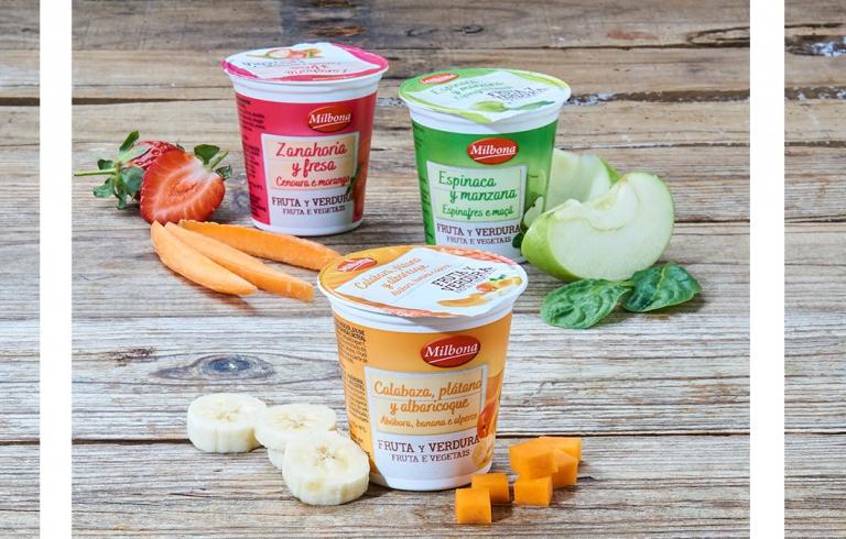Yogures con espinacas, calabaza, zanahoria: así es la sorprendente novedad de Lidl