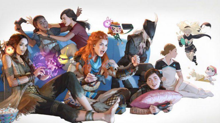 Playstation celebra el día de la mujer regalando un tema para PS4